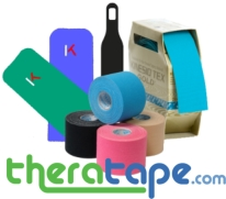 Theratape Kinesiology Tape Authority