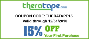 Theratape Coupon